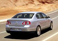 VW Passat au rappel