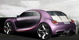 Francfort 2009 : Concept Citroën Revolte en avant-première