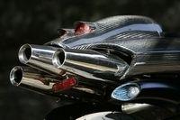 Triumph Platina RS Rocket III : Roquette Allemande [37 photos et 1 vidéo]