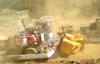 La vidéo du jour: Rural Crash
