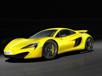 Future McLaren P13: comme ça?