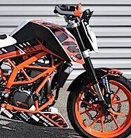 KTM 390 Duke Cup 2015: les préparatifs