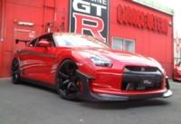 Garage Defend revoit l'aéro de la Nissan GT-R