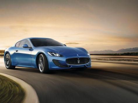 Future Maserati Gran Sport: sans moteur central