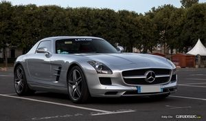 mercedes sls tous les mod les et generations de mercedes sls. Black Bedroom Furniture Sets. Home Design Ideas