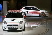 Rallye: Fiat Grande Punto R3D/VK