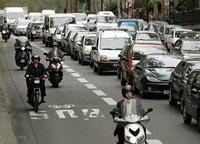 Deux-roues : quelques conseils pour se préserver de la pollution
