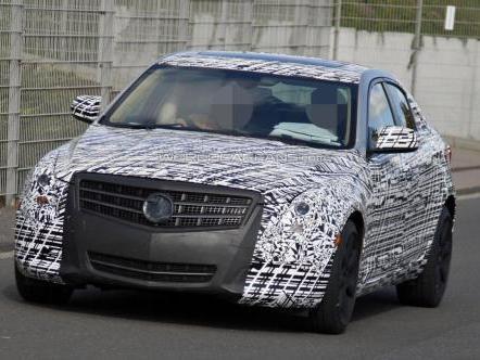 Nouvelle Cadillac ATS: plus que quelques semaines d'attente