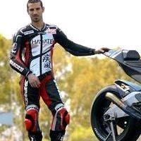Moto GP - France: Entre rouge et noir, Melandri a choisi