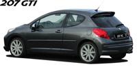 Peugeot 207 GTi : la Clio RS déjà en difficulté