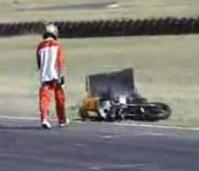 Vidéo moto : Stunt version perso