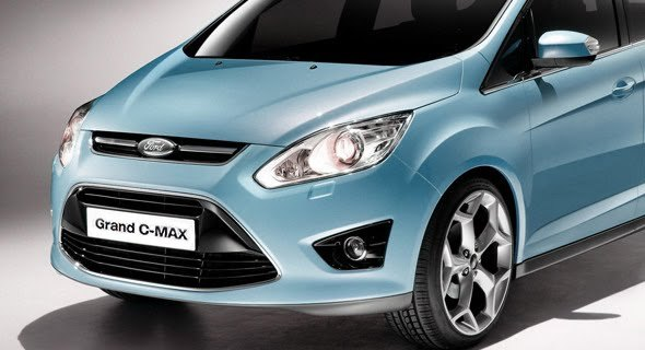 La version 7 places s'appellera Ford Grand C-Max