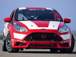 Ford Focus Race Concept: pour la piste