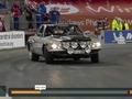 Norbert Haug, vice-président de Mercedes Motorsport, s'éclate dans une Mercedes SL500 à la Course des Champions