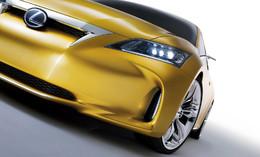 Francfort 2009 : Lexus LF-Ch enfin officielle