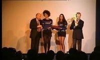 Jean-Claude Olivier passe les clés de Yamaha à Éric de Seynes [vidéo]