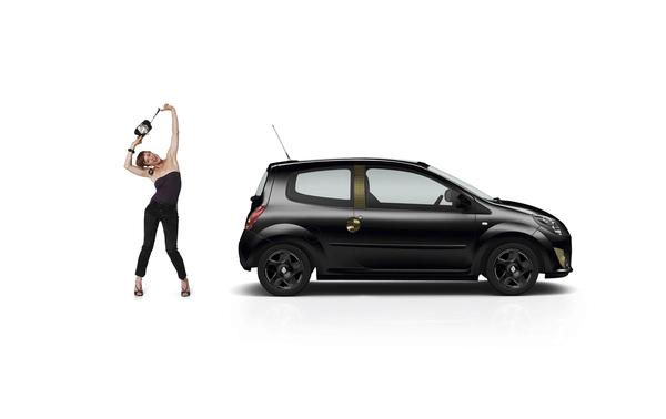 Renault Twingo Dolce Vita : pour filles françaises
