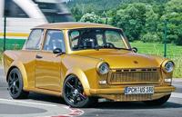Trabant 601 TT par Ulf Strecker