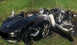 Il achète une Ferrari 430 et une heure plus tard…