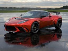 Lotus Evora GTE par Swizz Beatz : frimeuse