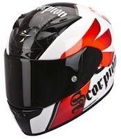 """Nouvel intégral """"route"""" chez Scorpion: l'Exo-710 Air"""