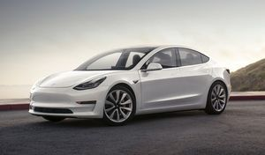 tesla model 3 essais fiabilit avis photos vid os. Black Bedroom Furniture Sets. Home Design Ideas