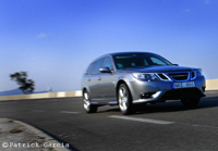 Galerie Photo : Saab 9.3 Aero XWD : le break TGV 2/2