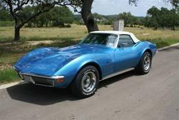 Matthew McConaughey vend sa Chevrolet Corvette Stingray 1971 pour la bonne cause