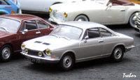 Miniature : 1/43ème - SIMCA coupé 1200 S