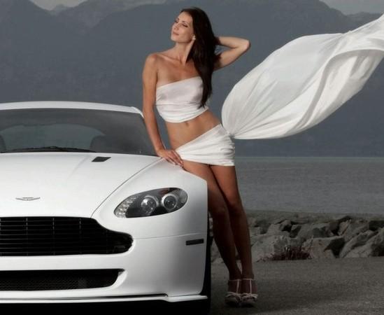 Aston Martin V8 Vantage par MW Design Technik : maquillée et accompagnée