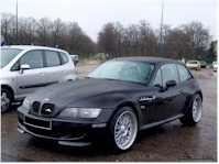 Photo du jour :BMW Z3M