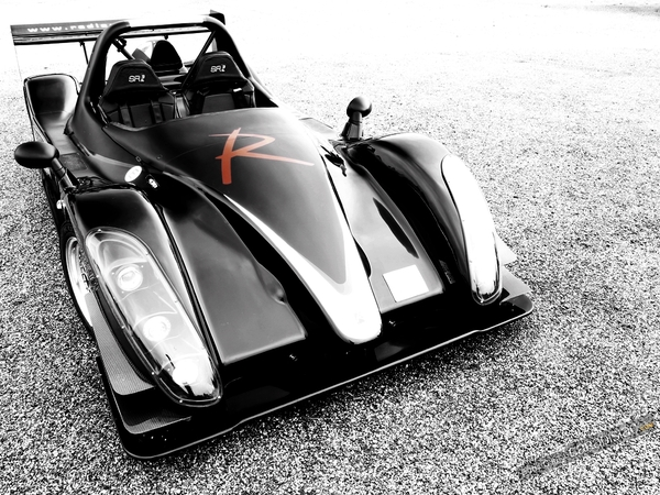 Photos du jour : Radical SR3 SL (Cars & Coffee Paris)