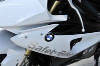 La BMW S 1000RR joue les Safety-Bike à Jerez... [Ajout vidéo bonus...]