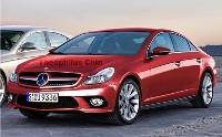 Future Mercedes CLE: comme ça?