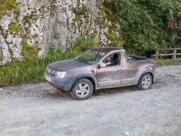 Mondial de Paris 2014 - Futur Dacia Duster pick-up: c'est sûrement lui!