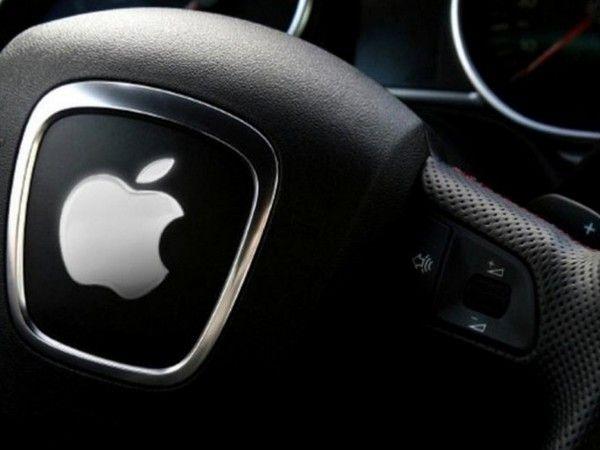 iCar: cloud noir entre les constructeurs allemands et Apple