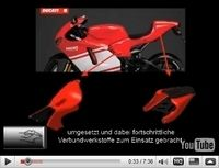 Vidéos Moto : Naissance de la Desmosedici RR [Partie 3]