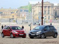 Toyota Yaris vs Kia Rio : les décomplexées