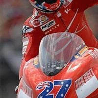 Moto GP: Stoner et Ducati prolongent.