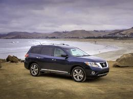 Salon de New York : Nissan présentera le Pathfinder hybride