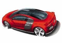 Audi R8 et TT: allègement à l'étude
