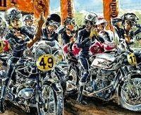 Continental & Gurel, épisode 5: Iron Biker et Café Racer