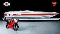 Insolite: Ducati fait aussi dans la torpille