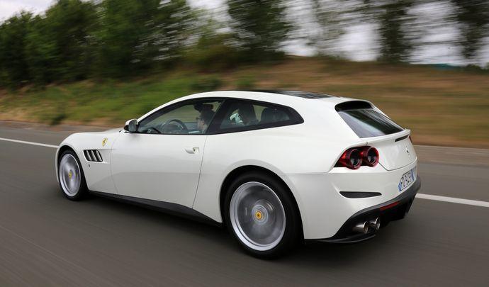 Rendez-vous avec une auto inconnue – A la découverte de la Ferrari GTC4Lusso (vidéo)