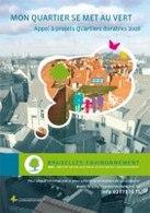 Mon quartier se met au vert/Belgique : appel à projets Quartiers durables 2008