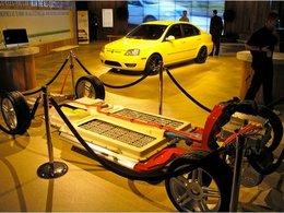 Salon de Los Angeles 2010 : la Coda électrique lancée finalement en 2011