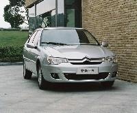 Salon de Pékin: Citroën C-Elysée