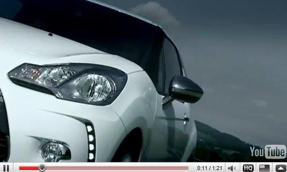 Citroën DS3, Autocar promène déjà avec