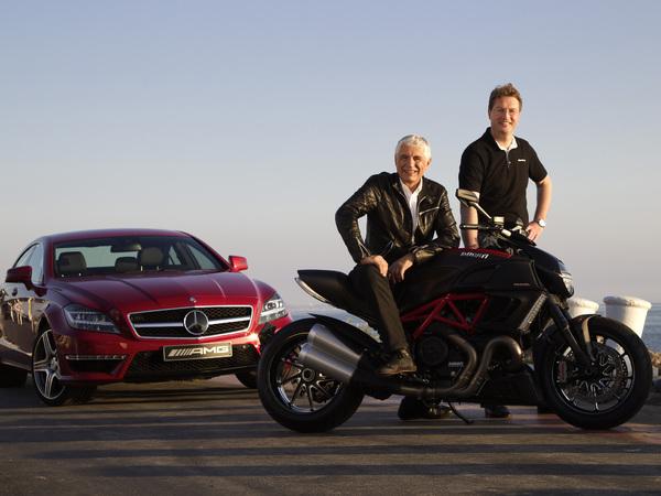 AMG se rapproche de Ducati
