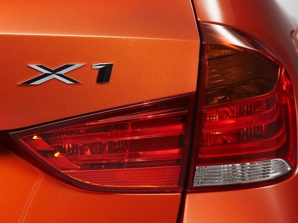 Le nouveau BMW X1 avec trois rangées de sièges ?